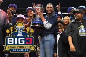 El Big3 de Ice Cube... ¿un torneo de baloncesto en cuarentena?