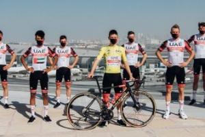 Pogacar, en 2021: defensa del Tour... y estará en La Vuelta
