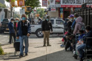 U.S. Jobless Claims Pass 40 Million: Live Business Updates