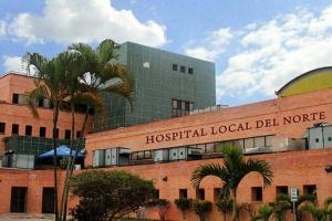 Suspenderían servicios de limpieza en hospitales de Bucaramanga