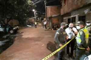 Atentado con explosivo en el oriente de Cali deja cuatro heridos