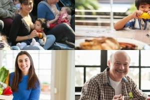 ¿Cuáles son los alimentos que más debe consumir según su edad?