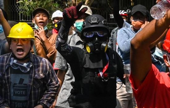 Represión en Birmania deja al menos 18 muertos, según la ONU