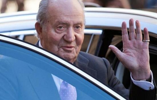 El salto al abismo del rey emérito Juan Carlos I de España