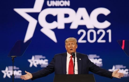 Trump sigue negando la derrota y dice que no va a formar nuevo partido