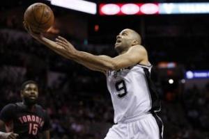 Tony Parker completa el trío y cierra el ciclo: los Spurs le retirarán la camiseta
