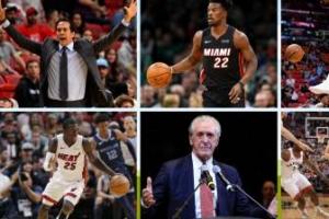 Riley, Butler y la intendencia: el milagro de los Heat post Wade