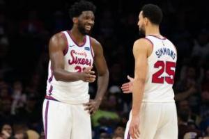 Resúmenes y resultados de la NBA: los Sixers ya son segundos