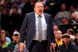 Thibodeau, gran favorito para el banquillo de los Knicks
