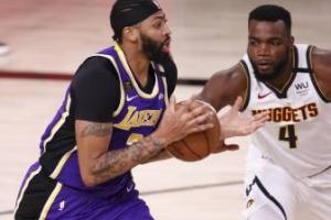 LeBron lleva a los Lakers a las Finales 10 años después
