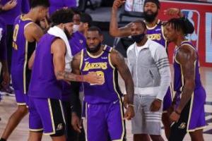 Leyenda: un imperial LeBron reclama su corona y guía a los Lakers a las Finales de la NBA