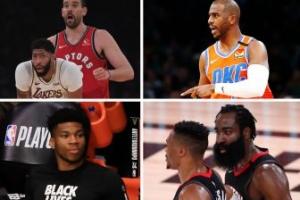 Ganadores y perdedores del mercado NBA: Lakers, Rockets...