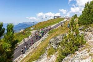 El Col de la Loze, el nuevo coloso del Tour de Francia