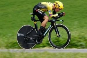 Roglic preparará el Tour en el Tour de L'Ain y Dauphiné