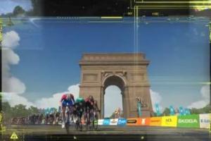 El Tour se suma al ciclismo virtual