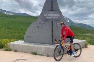 Mikel Landa reconoce una de las etapas más duras del Tour