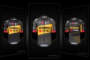 El Jumbo-Visma se pasa al color negro en el Tour de Francia