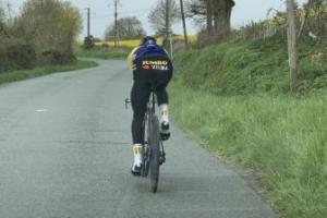 Roglic reconoce las cronos del Tour tras la Vuelta al País Vasco