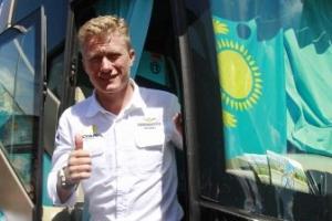 Shock en el Astana antes del Tour: Vinokourov, despedido