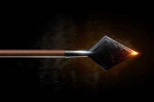 Las lanzas no eliminaron al cazador