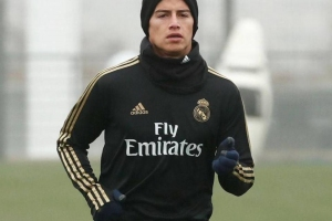 El tema de James en el Real Madrid tomó otro rumbo
