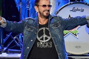 Ringo Starr, los 80 años del Beatle optimista