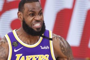 LeBron James: diez finales NBA y una promesa por cumplir a Kobe Bryant