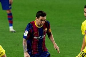 Barcelona, sin despeinarse, goleó a Villarreal