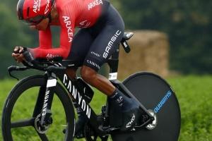 Nairo Quintana salió del 'top' 10 del Tour de Luxemburgo