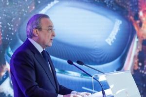 Florentino se destapó: habló de Zidane, Ramos, Ancelotti y más