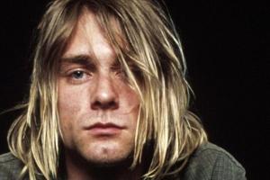 Vea cuánto ofrecen por mechones de pelo de Kurt Cobain