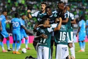 Con sufrimiento, Cali derrotó a Medellín y sigue de líder en la Liga