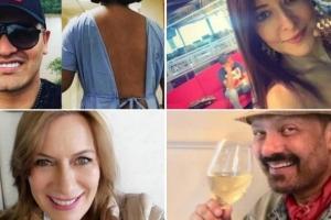 Santiago Rodríguez, Hassam y figuras en su lucha contra el cáncer