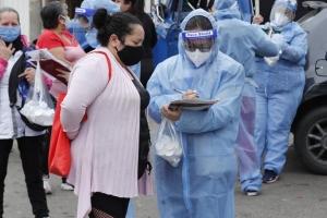Colombia registra 159 muertes más y 9.496 nuevos casos de coronavirus