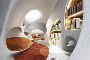 Wormhole Library, una biblioteca de otro mundo