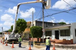 Estos son los barrios de Barranquilla que tendrán apagón el fin de semana