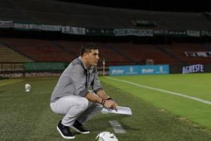 Juan Cruz está conforme con sus jugadores: ¿le alcanzará?