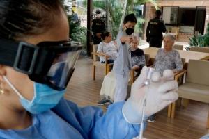 Colombia registra 106 muertes más y 3.555 nuevos casos de coronavirus