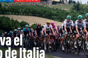 EN VIVO: así llega Egan a la primera cita con la montaña en el Giro