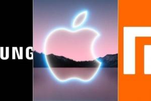 Sin piedad: las burlas de Samsung y Xiaomi a Apple por el iPhone 13