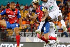 Debut con victoria de Julio Comesaña en el Independiente Medellín