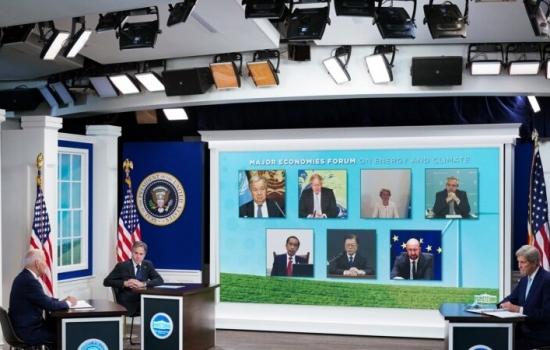 EE. UU. habla de medidas concretas para alcanzar los objetivos climáticos de la ONU