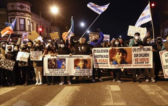Estados Unidos enfrenta masivas protestas por casos de abuso policial