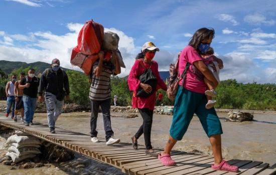 El crudo diagnóstico que hace la OEA sobre la migración venezolana