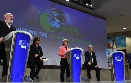 Los obstáculos que le esperan a la transformación ecológica europea